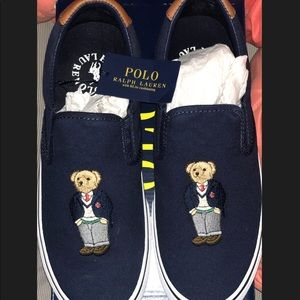 Polo Ralph Lauren Thompson Polar Bear Sneaker